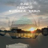 DJW - Techno Summer Brain 01