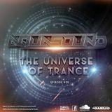 Aquasound - The Universe of Trance #420 (18.09.18)