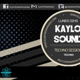 Kaylo Sound - Elektrona Radio Show Bs.As Techno Sessions Podcast #004