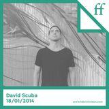 David Scuba - Recorded Live 18/01/2014
