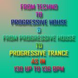 Live @ KOTB 19-005-2018 Techno to Trance as in 130 to 136 BPM