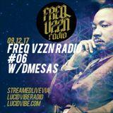 FREQ VZZN RADIO #6 w/DMESAS