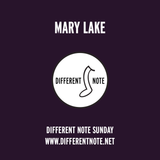 Mary Lake 1 @ Different Note Sunday 2017/3/26