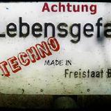 Siebbn Stein | Achtung Lebensgefahr | Techno Made | in Freistaat Bayern