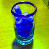 dew drop & blue sops