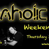 The Clubaholic Weekend Warm-up Radio Show 25/07/13