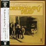 The Grateful Dead ‎– Workingman's Dead  1970  Japan / and 2003 reissue  tracks