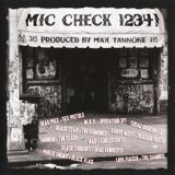 Mic Check 1234 - produced by Max Tannone