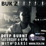 DJ Darsi - Deep Burnt 107 - Buk'z