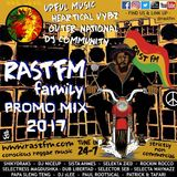 RASTFM family promo mix 2017