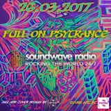 Psychedelic Dance Therapy with Ninjai @ Psychedelic Soundwave ( Soundwave Radio ) 26.03.2017