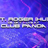 T. Roger (Hu) @ Club Panda Music Station // DnB MiniMix // 08.09.2013