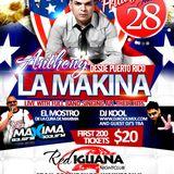 Anthony La Makina Quick Mix