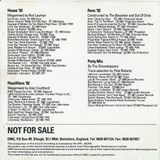 Various Artists - House '92 Megamixed by Rod Layman