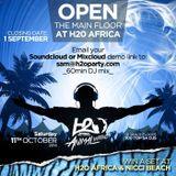 H2O Africa 2014 Demo - DJ Goose