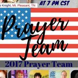 LIVE BROADCAST - Day 10 Prayer Call with Prayer Team