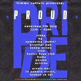 FEMME CULTURE PRESENTS: PROUD ~ KG WARMUP MIX #PRIDE2018