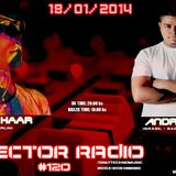 Dj Andrew @ Vector Radio - Jan.2014