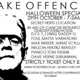 Take Offence Promo Mix