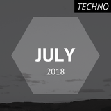 Simonic - July 2018 Techno Mix