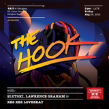 Lawrence Graham, Loveseat & Slutski - The Hook 29-8-2014 - Part 1