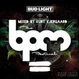 The bpm Festival 2017  Mixed by Kurt Kjergaard