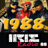IrieRadio 88 - Class Of '88 (aired 2-1-2016)