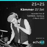 Live @ TURMBAR   mixed by Kämmer