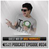 Episode #034 (Broz Rodriguez)