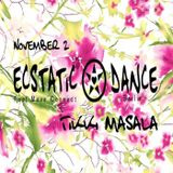 Tikki Masala Ecstatic Dance Berlin +  Live percussion With Pascal de Lacaze 02-11-2017