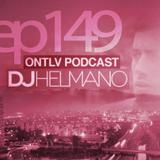 ONTLV PODCAST - Trance From Tel-Aviv - Episode 149 - Mixed By DJ Helmano