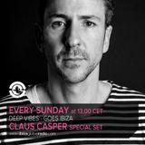 Deep Vibes - Guest Claus Casper - 13.04.2014