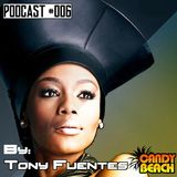 CandyBeach Records Podcast #006 19.02.2016 By Toni Fuentes