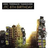 lee waller Jam The Channel 8th Birthday OMC takeover on the terrace @ The Phoenix 11th Oct 2014
