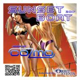 "Orbit Events presents ""the warm up Mix Sunset Boat 2017""  Mixed By Cozmo"