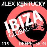 115.DEEPFUSION @ IBIZAGLOBALRADIO (Alex Kentucky) 30/01/18