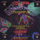 DJ SY & Grooverider Obsession 'Freedom' 25th September 1993