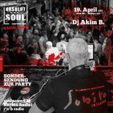 Absolut Soul Show /// 19.04.17 on SOULPOWERfm