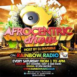 The Afrocentric Show with DJ Invisible 16.08.2014