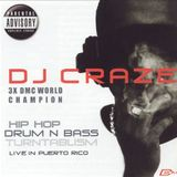 DJ Craze - Hip Hop, Drum 'n' Bass, Turntablism (Better Quality)