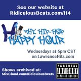 Hip-Hip Happy Hour (H4) - Hosted by Ridiculous Beats 2015-05-27