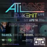 DJ Kemit presents ATL Dance Session April 2016 Promo Mix