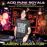 Aaron Liberator - Acid Punk Royale 2018 Promo Mix