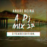 A Dj Mix #27 (3 Years Edition)