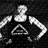 Undefeated Professional MMA Fighter Bethany Marshall with OP2 Talk Host Bill Crespo