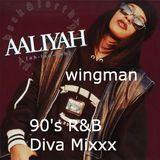 90's R&B Diva Mixxx