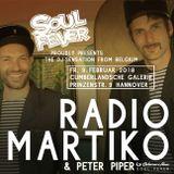 SOUL FEVER - Radio Martiko Special (Cumberlandsche Galerie 09.02.2018)