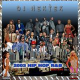 DJ Hektek - 2003 Hip Hop R&B Mixtape Vol. 1