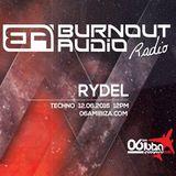 Rydel presents BURNOUT AUDIO GuestMix (June 2016)