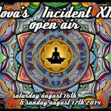 Nova's Incident Openair 2014 - Vielsalm, Belgium, organised by Dacru Records